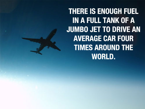 Fuel 20 Mind Blowing Facts You Probably Didnt Know