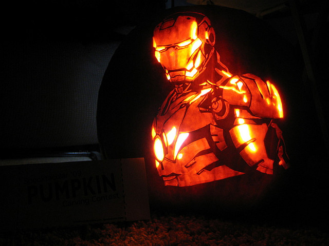 30 badass pumpkin carving ideas for halloween pics Awesome pumpkin designs