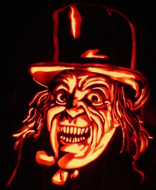 Halloween Pumpkin Carving Inspiration 16 30 Badass Pumpkin Carving Ideas for Halloween (Pics)
