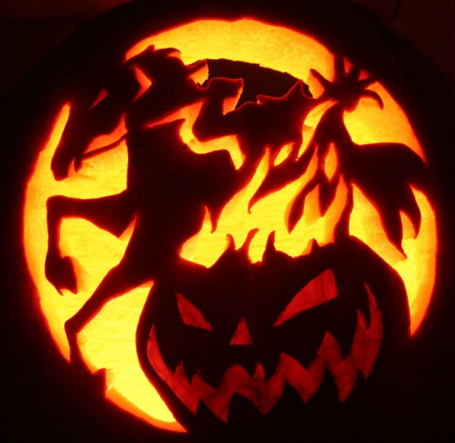 Halloween Pumpkin Carving Inspiration 27 640x623 30 Badass Pumpkin Carving Ideas for Halloween (Pics)