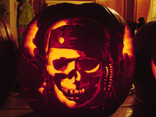 Ordinary Awesome Halloween Pumpkins Part - 11: (photo Source)
