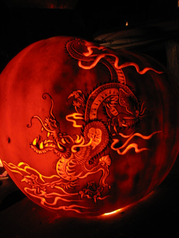 Halloween Pumpkin Carving Inspiration 9 30 Badass Pumpkin Carving Ideas for Halloween (Pics)