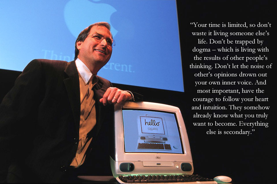 Inspirational Quotes From Steve Jobs  09