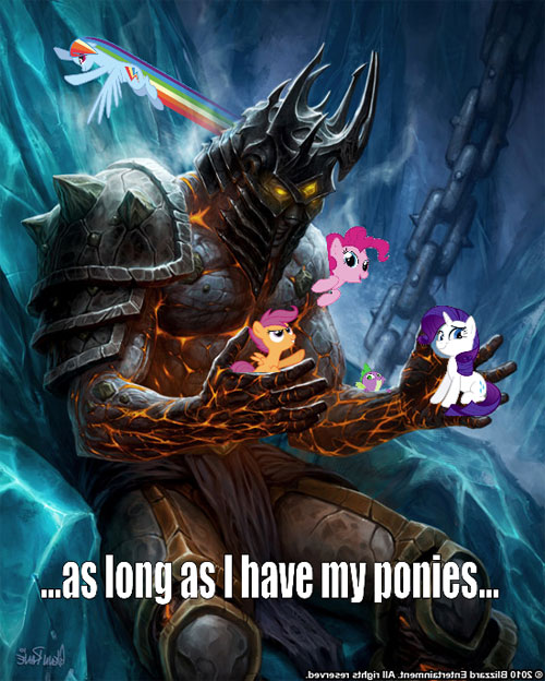 New Meme in Town - Introducing the Lich King Power Meme ... You Have No Power Here Meme Girlfriend