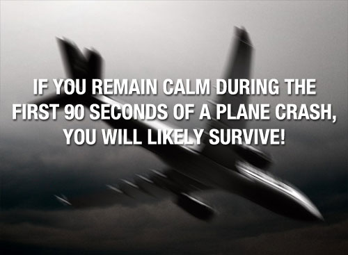 Plane Crash 20 Mind Blowing Facts You Probably Didnt Know