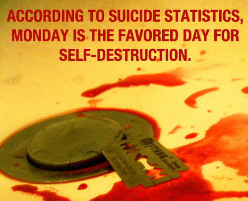 Suicide 20 Mind Blowing Facts You Probably Didnt Know