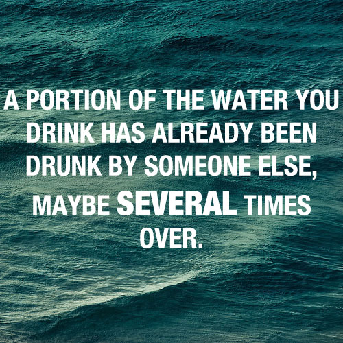 Water 20 Mind Blowing Facts You Probably Didnt Know