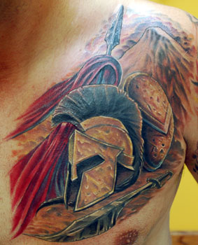 300 1 50 Most Awesome Movie Inspired Tattoos