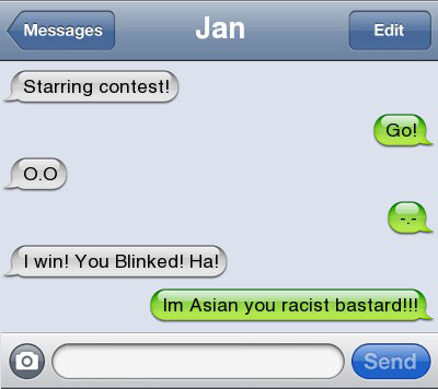 Asian 21 Ultra Hilarious & Awkward Text Conversations Made on iPhone