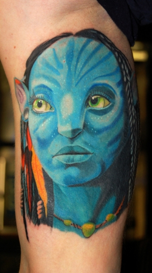 Avatar 50 Most Awesome Movie Inspired Tattoos