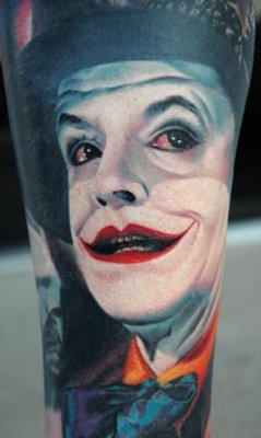 Batman 50 Most Awesome Movie Inspired Tattoos