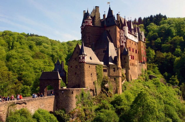 Burg Eltz 630x416 20 Amazingly Beautiful Castles from Around the World