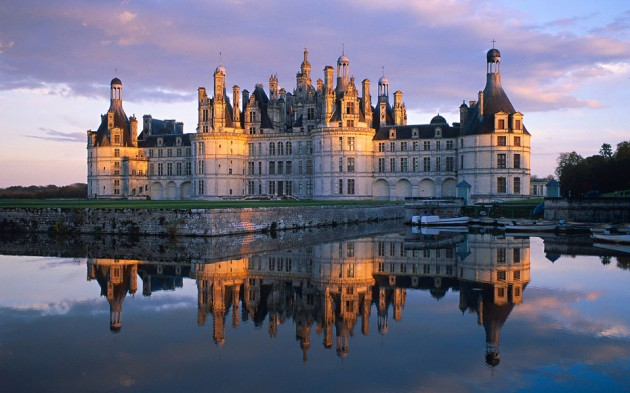 Chambord Castle 630x393 20 Amazingly Beautiful Castles from Around the World