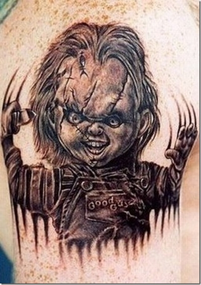 Childs Play 50 Most Awesome Movie Inspired Tattoos