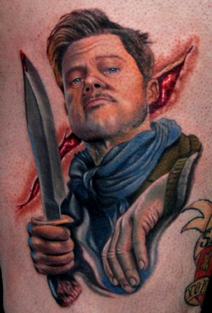 Inglourious Basterds 50 Most Awesome Movie Inspired Tattoos