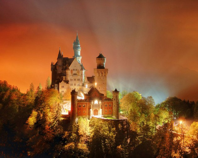 Neuschwanstein Castle 2 630x504 20 Amazingly Beautiful Castles from Around the World
