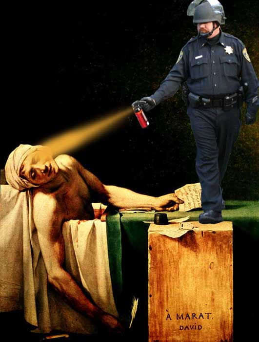 Quot Pepper Spray Cop Quot Is Now Officially A Meme 25 Pics