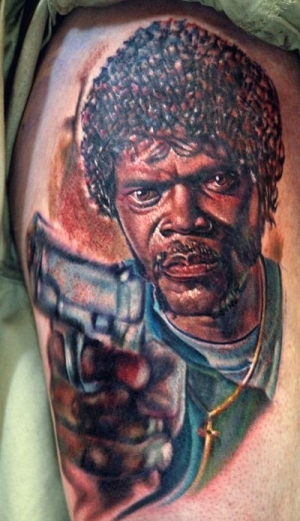 Pulp Fiction 50 Most Awesome Movie Inspired Tattoos