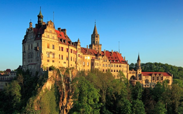Sigmaringen Castle 630x393 20 Amazingly Beautiful Castles from Around the World