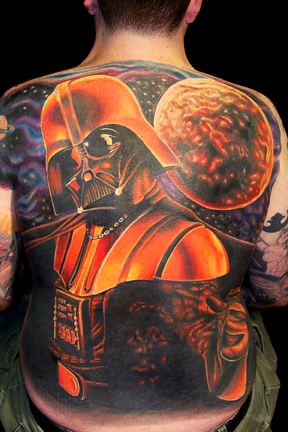 Star Wars Episode IV A New Hope 50 Most Awesome Movie Inspired Tattoos