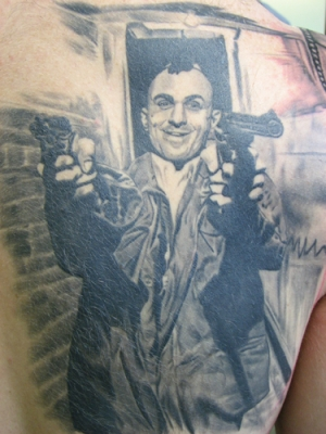 Taxi Driver 50 Most Awesome Movie Inspired Tattoos