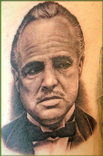 The Godfather 50 Most Awesome Movie Inspired Tattoos