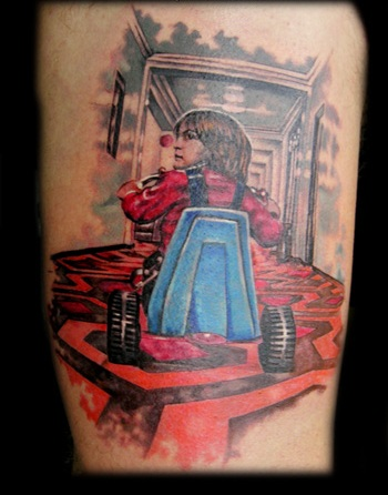 The Shining 1 50 Most Awesome Movie Inspired Tattoos