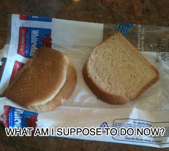 bread issue 15 Extremely Funny Facebook Status Messages