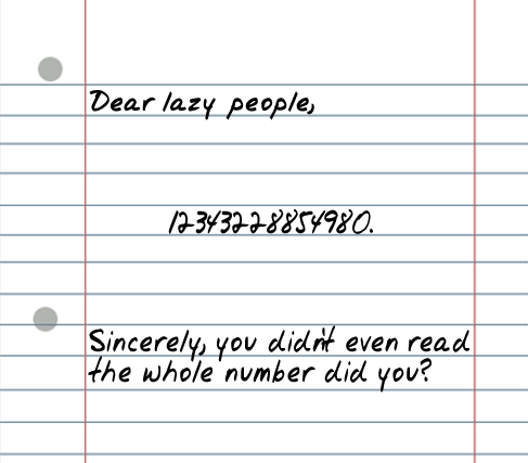 dear lazy people 25 Random Sarcastic Funny Short Letters