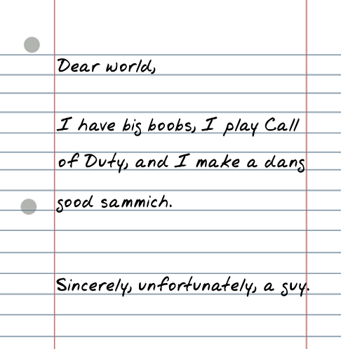 dear world 25 Random Sarcastic Funny Short Letters