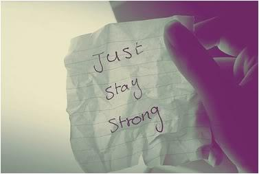 stay strong A Little Inspiration Goes a Long Way, Pick Some =)