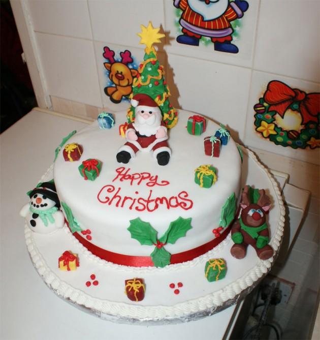 Awesome Christmas Cakes 02