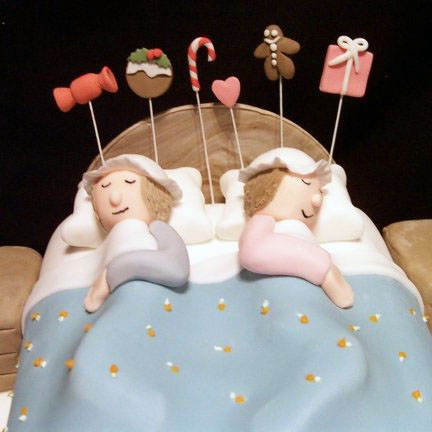 Awesome Christmas Cakes 04