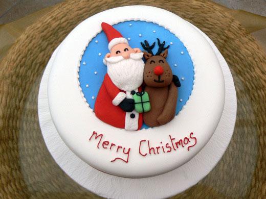 Awesome Christmas Cakes 05