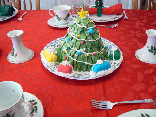 Awesome Christmas Cakes 06