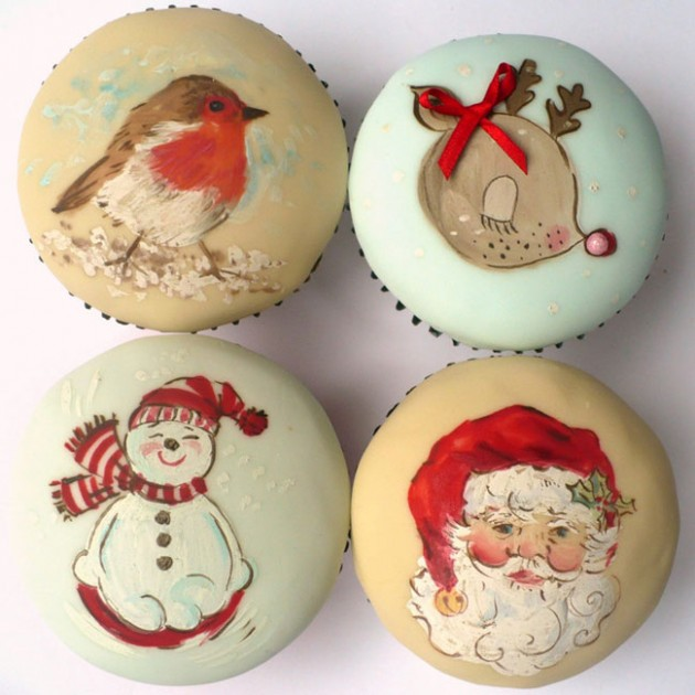 Awesome Christmas Cakes 07