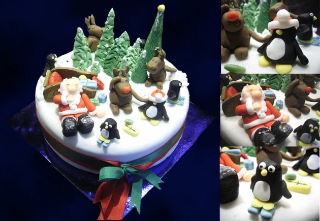 Awesome Christmas Cakes 08