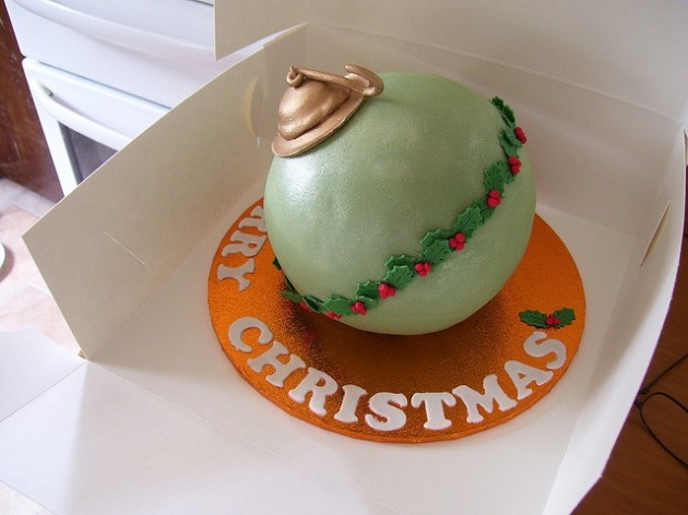Awesome Christmas Cakes 11