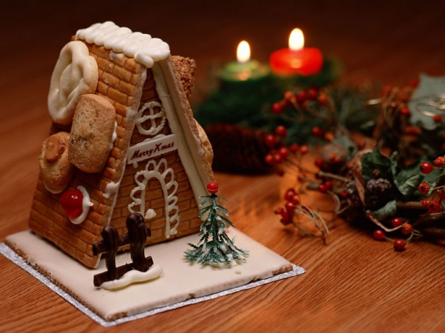 Awesome Christmas Cakes 13