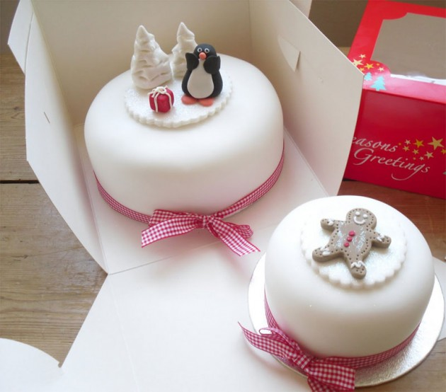 Awesome Christmas Cakes 16