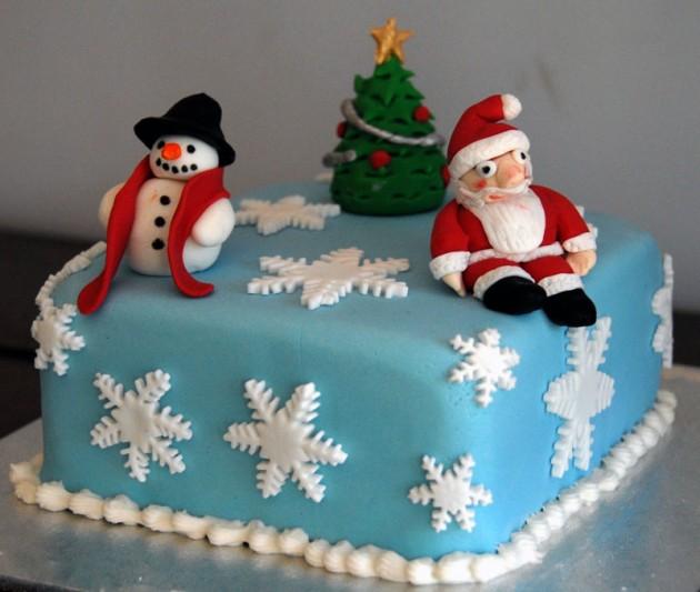 Awesome Christmas Cakes 18