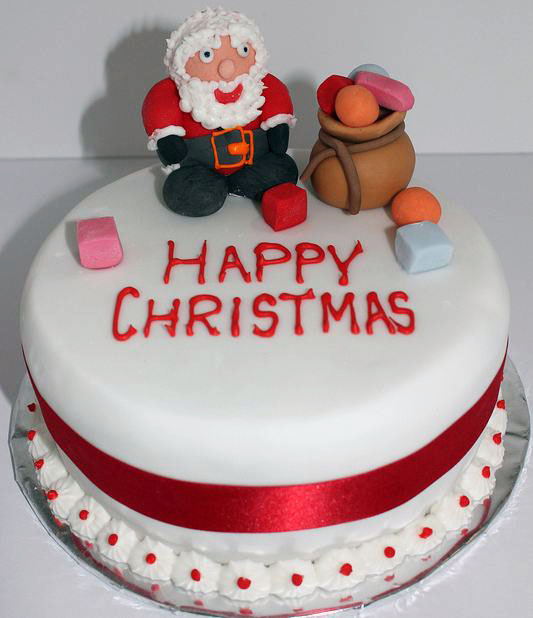 Awesome Christmas Cakes 19