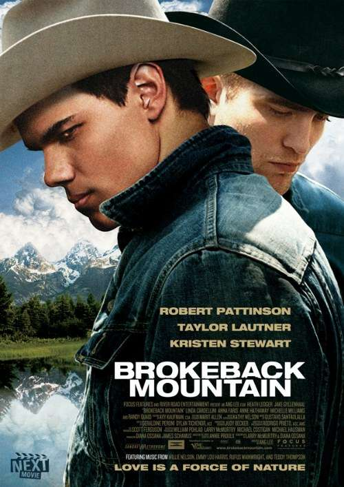 brokeback mountain a comparison between the book and the movie Brokeback mountain nurtured me back to filmmaking and as a person i'm not the creator of that movie – i'm just a participant i'm not the creator of that movie – i'm just a participant.