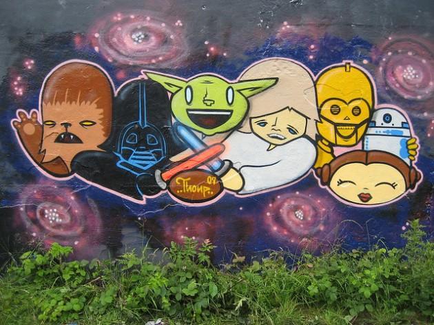 Geeky Graffiti 08