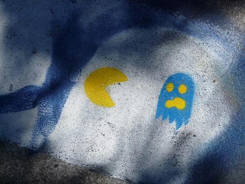 Geeky Graffiti 09