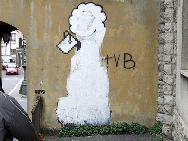 Geeky Graffiti 18