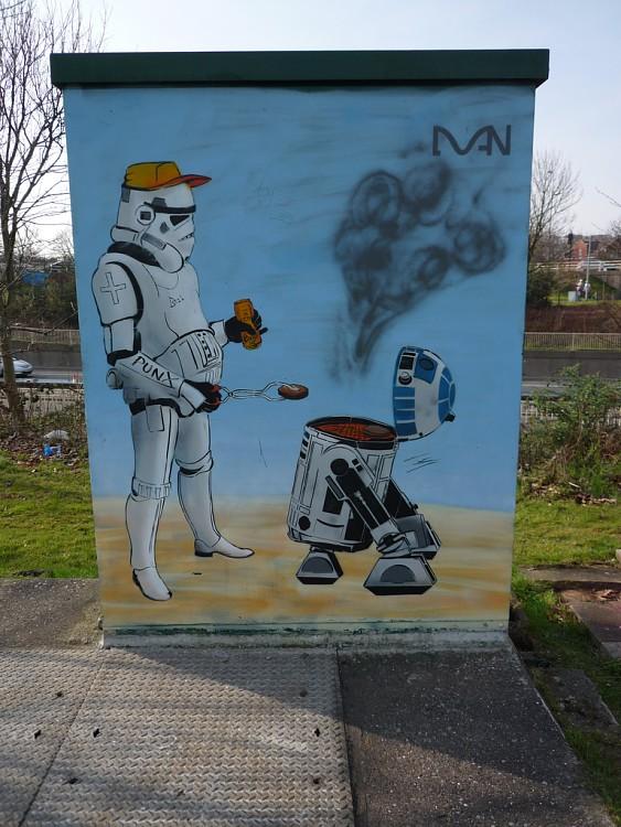 Geeky Graffiti 21