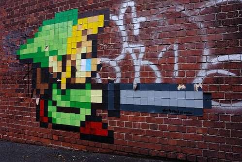 Geeky Graffiti 23
