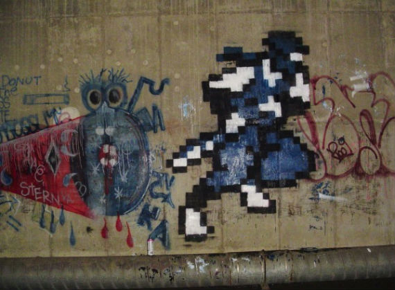 Geeky Graffiti 34
