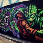 Geeky Graffiti 36